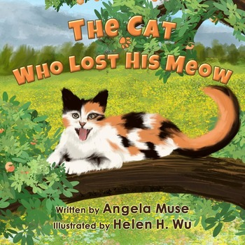 The Cat Who Lost His Meow Picture Book