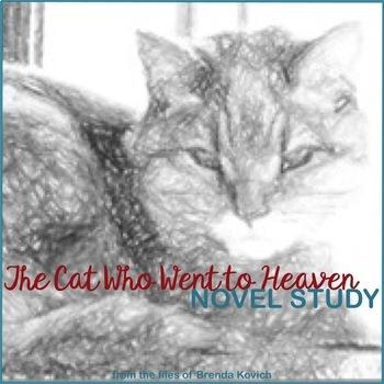 The Cat Who Went to Heaven Novel Unit (Newbery Medal Winner)