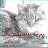 The Cat Who Went to Heaven Novel Unit (Newbery Medal Winner)