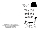 The Cat and the Mouse Early Reader