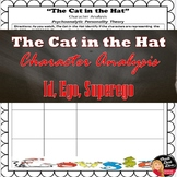 The Cat in the Hat | |d, Ego, Superego Character Analysis | Psychology