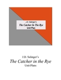 The Catcher In The Rye Unit, Salinger, 124 pgs.