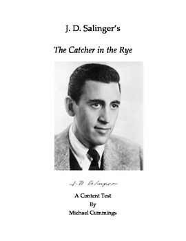 The Catcher in the Rye: Seventy Multiple-Choice Questions and Grammar Exercise