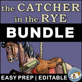 The Catcher in the Rye Activity Mini Bundle