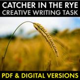 Catcher in the Rye, Decoding Holden Caulfield – Fun Slang Vernacular Task