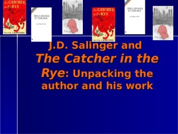 The Catcher in the Rye PowerPoint