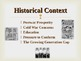 The Catcher in the Rye PowerPoint - Introduction and Historical Context