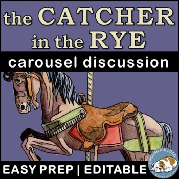 The Catcher in the Rye Pre-reading Carousel Discussion