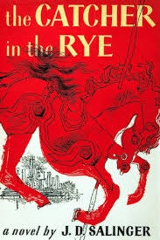 The Catcher in the Rye: Summary, test, vocabulary,essays,