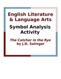 The Catcher in the Rye Symbol Analysis Activity