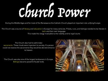 The Catholic Church - In Renaissance Period