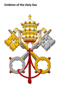 The Catholic Church Word Search