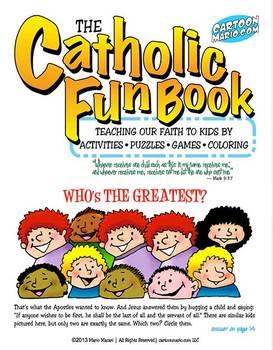 The Catholic Fun Book Volume 1