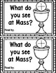 The Catholic Mass for Kids emergent readers