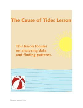 Cause of Tides Lesson