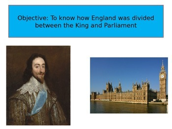 The Causes of The English Civil War/The Royalists vs Parliamentarians