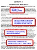 The Causes of the American Revolution: Interdependent Share-Sheets Activity