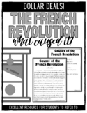 Overview of the The French Revolution