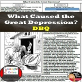 Great Depression | The Causes of the Great Depression DBQ | DISTANCE LEARNING