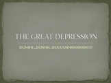 The Causes of the Great Depression PPT