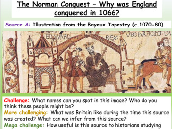 The Causes of the Norman Conquest