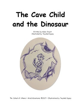 The Cave Child and The Dinosaur ~ Summer Reading Passage