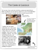 The Caves at Lascaux: A no-prep printable packet!
