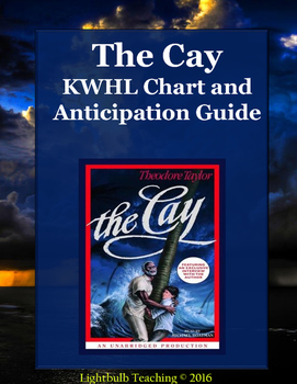 The Cay Anticipation Guide and KWHL Chart