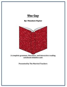 The Cay Complete Literature, Grammar, & Interactive Foldab