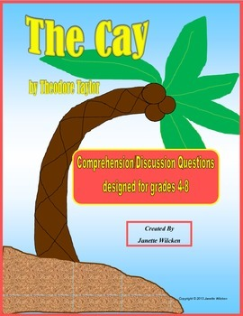 The Cay Comprehension Questions Only