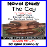 The Cay Novel Study and Project Menu