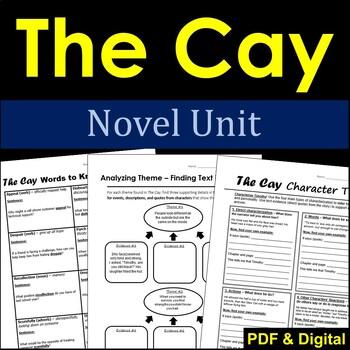 The Cay Novel Unit