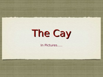 The Cay Picture Slides on Curacao