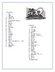 The Cay: Prereading Vocabulary Crossword—50 words!
