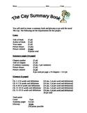The Cay Summary Book