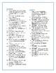 The Cay: Synonym/Antonym Vocabulary Crossword—Use with Bookmarks Plus!