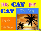 The Cay Task Cards