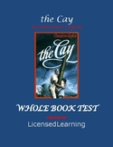 The Cay by Theodore Taylor Test (Whole Book)