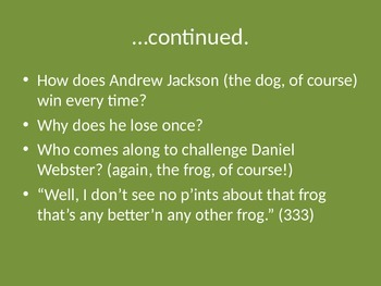 """""""The Celebrated Jumping Frog of Calaveras County"""" by Mark Twain"""
