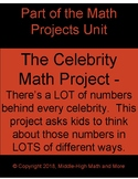 The Celebrity Math Project - Teaching Number Sense Thru th