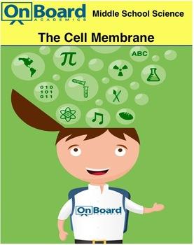 The Cell Membrane-Interactive Lesson