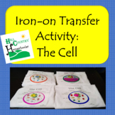 The Cell Science T-shirt or Apron Iron-on Transfer Activity