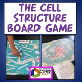 NGSS MS-LS1-2: Middle School Cell Structure Board Game