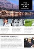 The Cellist of Sarajevo - Background History and Arrow