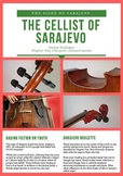 The Cellist of Sarajevo - Character Deconstruction & Analy