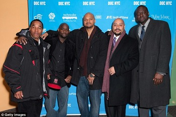 PBS The Central Park Five  Ken Burns Questions Only