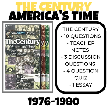 The Century: America's Time - 1976-1980 Starting Over