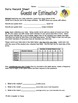 The Cereal and Candy Caper A Holiday Math Guess or Estimate Activity