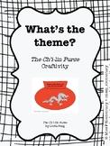 The Ch'i-lin Purse Theme Craftivity