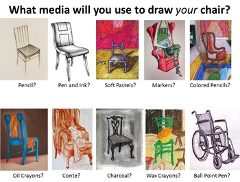 The Chair Drawing